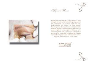 Alopecia uomo trucco semipermanente