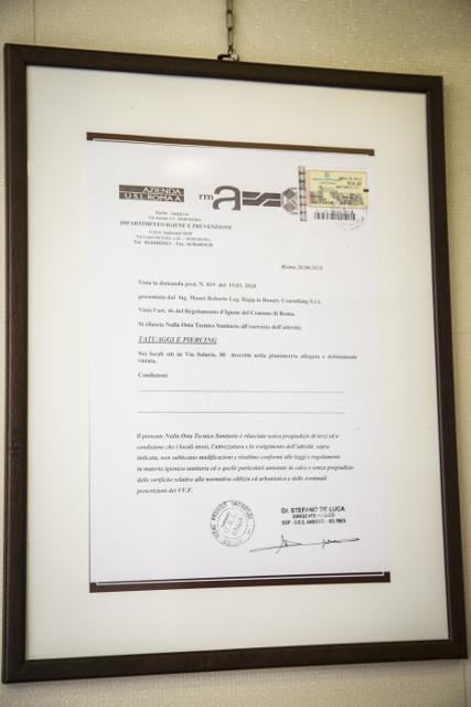 Roberto Mauri qualifiche e certificazioni