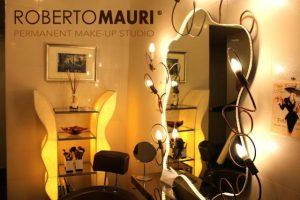 Preparazione della seduta di trucco semipermanente - Roberto Mauri Roma