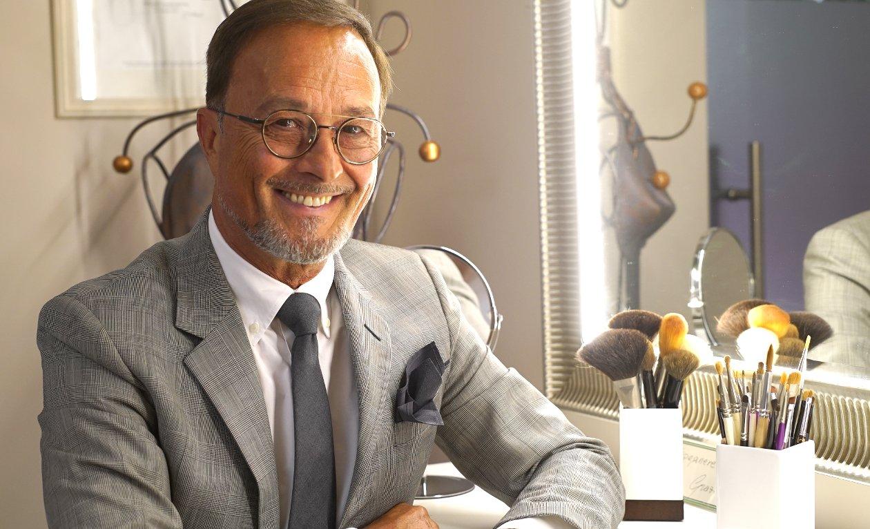 Roberto Mauri offre consulenza gratuita di trucco permanente.